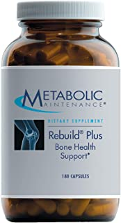 metabolic maintenance rebuild osteoporosis formula