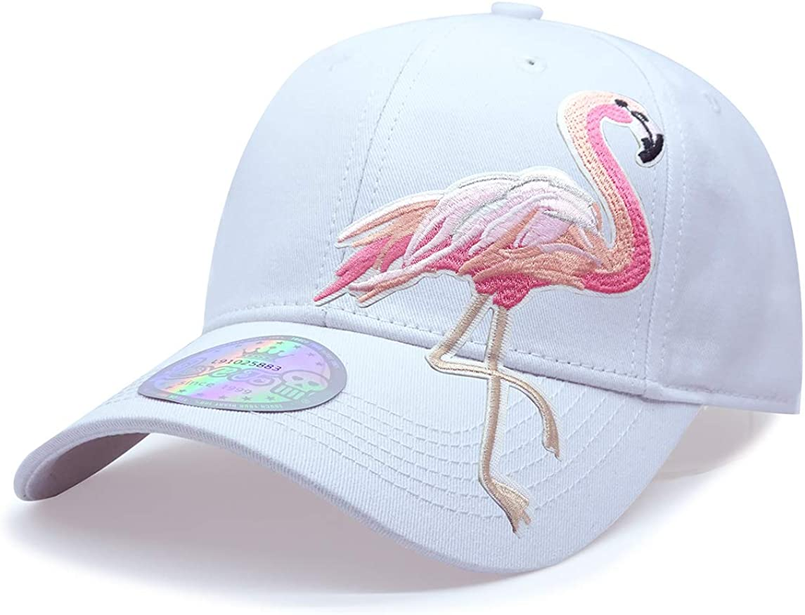 Love To Men Womens Baseball Cap Fashion Butterfly Bee Animal Farm Embroidery Hat Adjustable Style