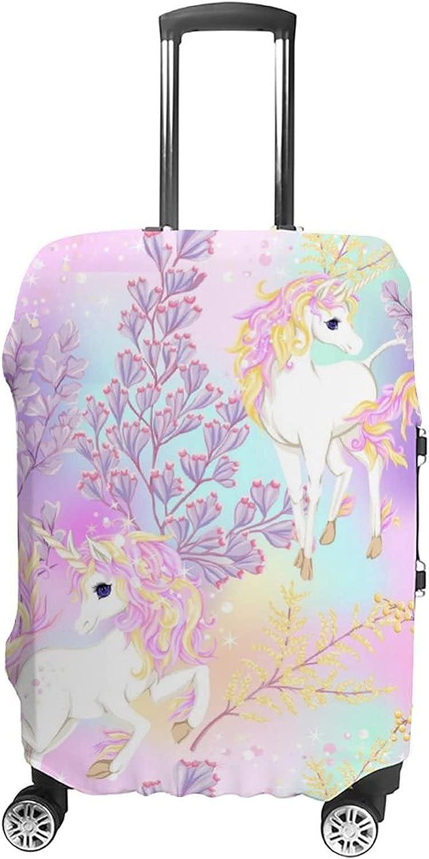 Popular standard Fresno Mall Beautiful Unicorn Travel Luggage Protecto Suitcase Cover Elastic