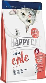 Happy Cat Sensitive Adult Ente (Duck) - 4 KG
