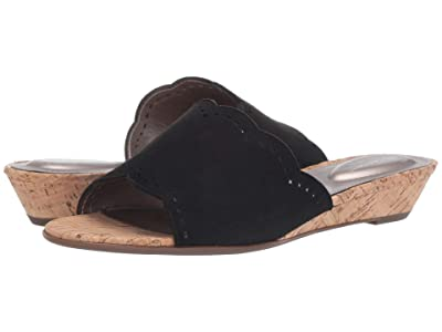 Rockport Total Motion Zandra Slide (Black) Women
