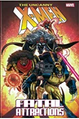X-Men: Fatal Attractions Kindle Edition
