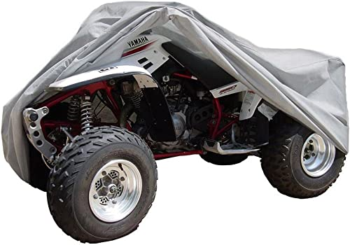 2021 OxGord Premium ATV discount Cover - in-Door 2 Layers - Economical Alternative - Ready-Fit outlet online sale / Semi Custom - Fits up to 77 inches outlet online sale