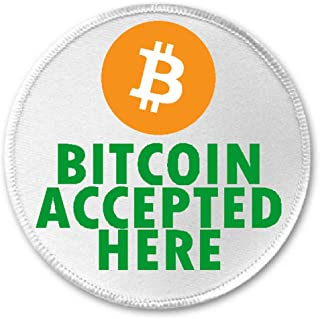 Bitcoin Accepted Here - 3