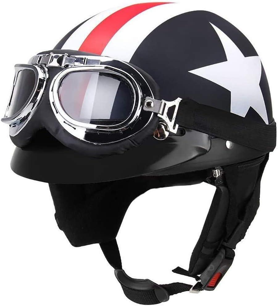 Retro Motorcycle Ranking TOP10 Half Helmet for Face Women Open Skul Men Superior