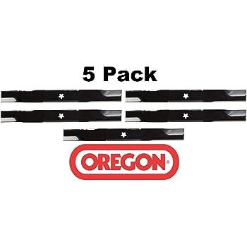 10 Pack Oregon 95-076 Mower Blade Fits Craftsman 402463 421825