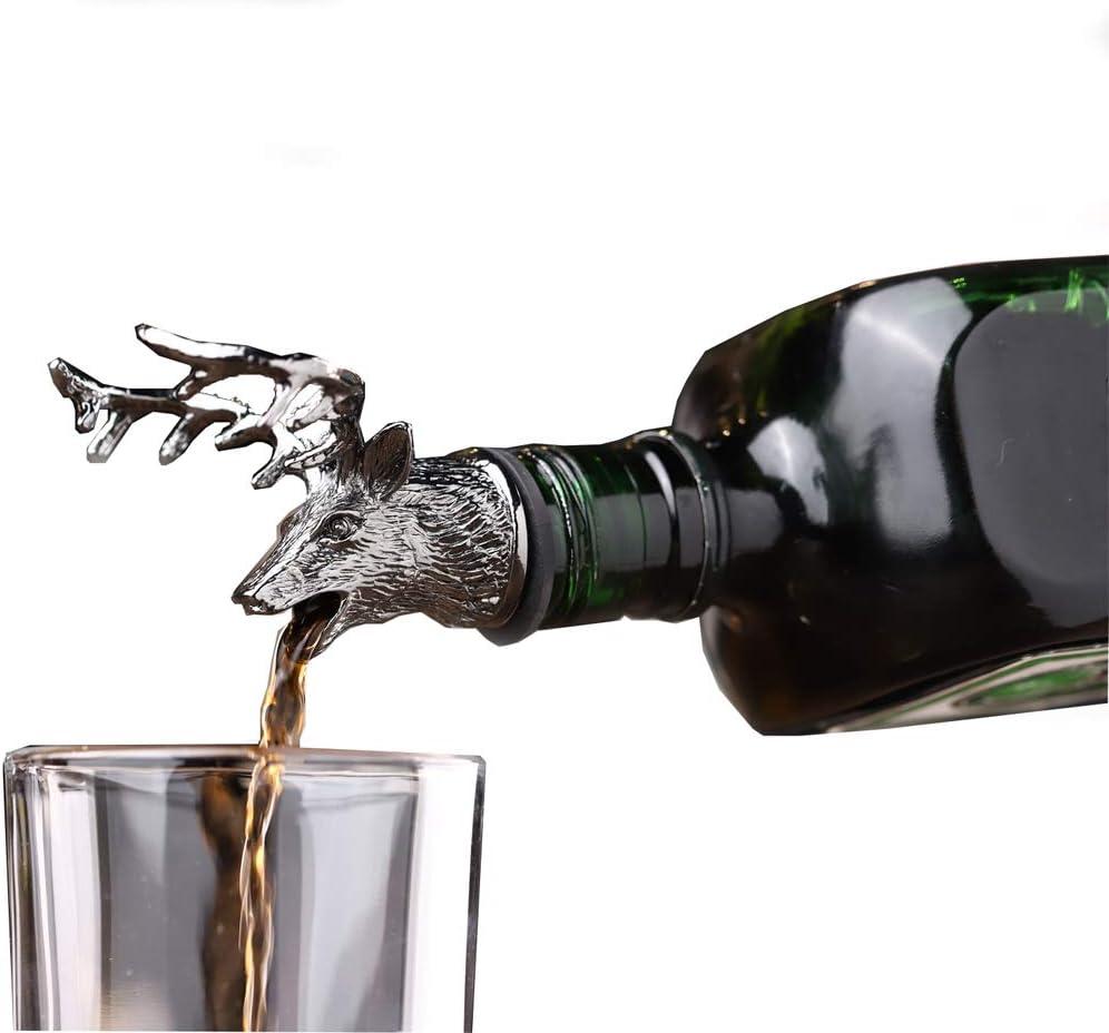 Jonesonstore,Wine Pourer Nashville-Davidson Mall Bottle Attention brand Pourer, De Wine