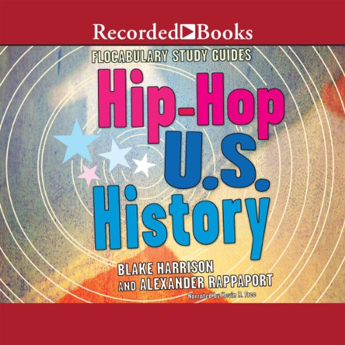 Hip-Hop U.S. History audiobook cover art