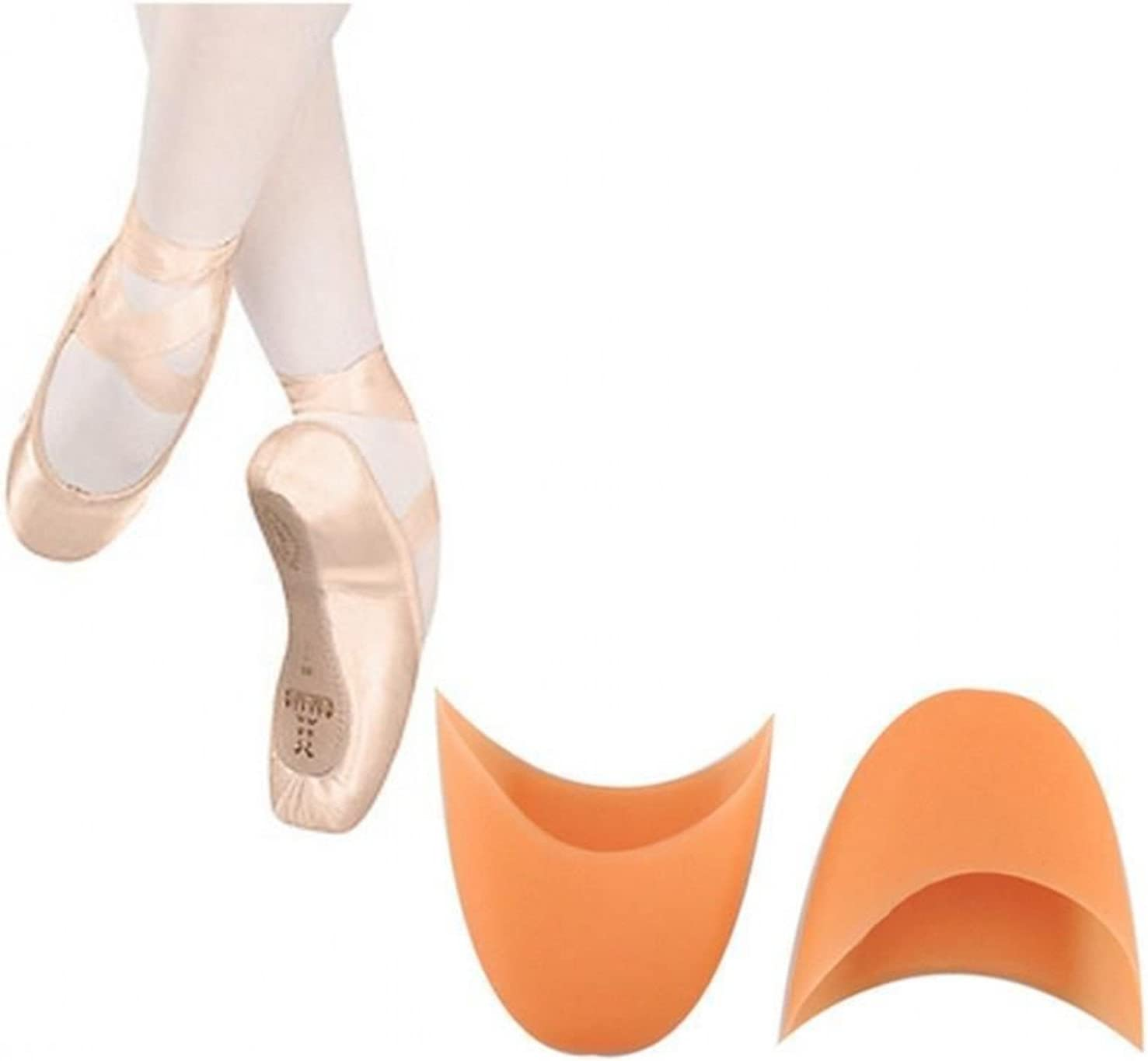 HiiBaby Silicone Gel Toe Pads Soft Cap Cover for Sales sale Protectors Luxury