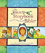 The Jesus Storybook Bible: Every Story Whispers His Name PDF