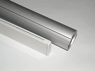 METechs - Aluminum Roller Shade Blind Rod with Bottom Bar CL338T-D40 39