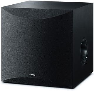 مضخم صوت 10 بوصة يعمل بقوة 100 وات من ياماها - اللون اسود (NS-SW100BL)