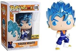 YP PY Dragon Ball Z: SSGSS Vegetto Pop Figura Modelo Decoración Regalo Dragon Ball Super muñeca