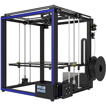 Impresora 3D Tronxy X5SA Alta precisión Pantalla LCD de Gran ...