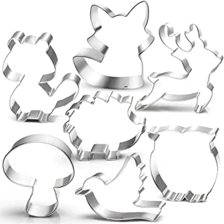 Best cookie cutters woodland animals Reviews