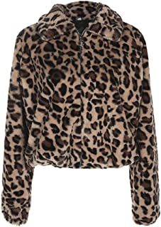 ff2e2607ffb4 Amazon.com: Multi - Fur & Faux Fur / Coats, Jackets & Vests ...
