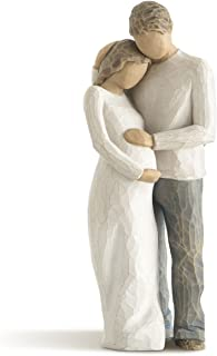 Willow Tree hand-painted sculpted figure, Home
