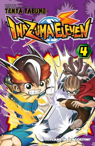 Inazuma Eleven nº 04/10 (Manga Kodomo)