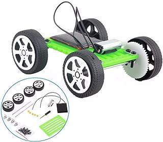Yiqun 2019 Solar Toys For Kids 1 Set Mini Powered Toy DIY Car Kit Children Educational Gadget Hobby Funny