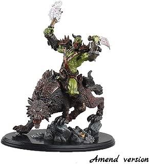 Lilongjiao World of Warcraft Series: The Wolf Knight PVC Figure Model Model Toys