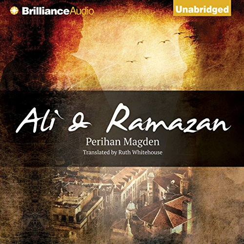 Ali and Ramazan audiobook cover art