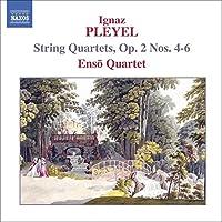 String Quartets Op 2 Nos 4-6