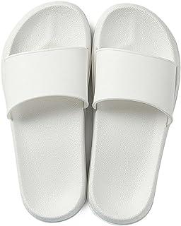 Anbenser Slides for Women House Sandals Pool Slides Anti-Slip Bath Slipper Shower Shoes Indoor Floor Slippers