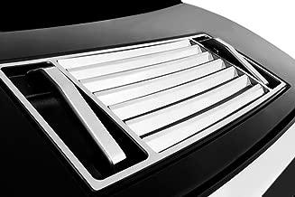 Kasei H2-HVD Fits Hummer H2 Hood Deck Vent Panel Handle Covers Trim ABS Chrome 5Pcs …