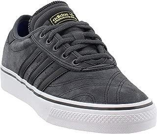Men's Adi-Ease Premiere Grey Five/Core Black/Footwear White 7 D US
