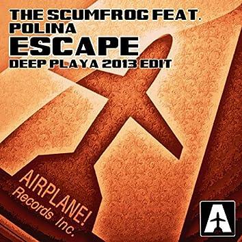 Escape (feat. Polina) [Deep Playa 2013 Edit]