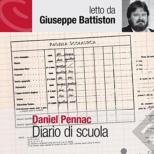 Diario di scuola audiobook cover art