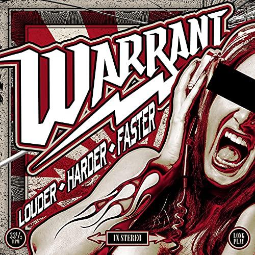 Warrant: Louder Harder Faster (Audio CD)