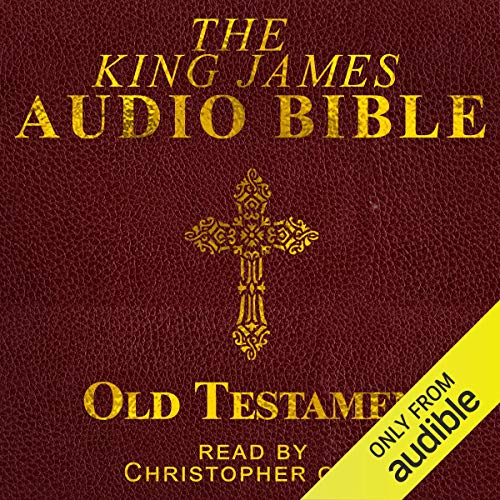 Couverture de The King James Audio Bible Old Testament Complete