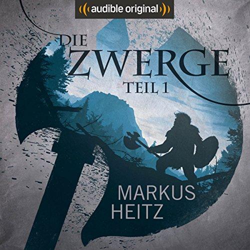 Die Zwerge (Die Zwerge Saga 1) audiobook cover art