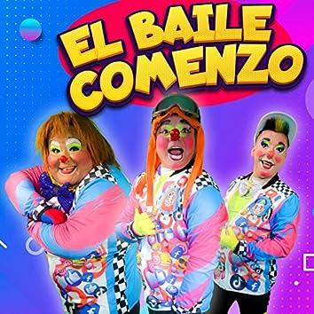 EL Baile Comenzo