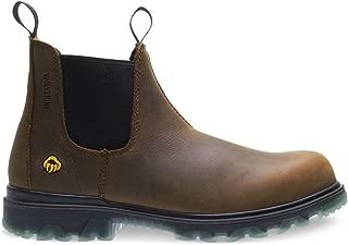 Wolverine Men's I-90 Waterproof Composite-Toe Romeo Slip-on Construction Boot