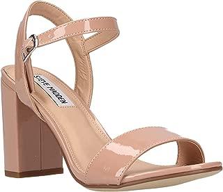 Steve Madden Womens Selfish Open Toe Pump Shoes