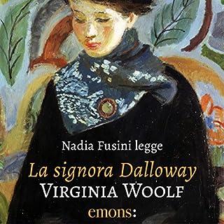 La signora Dalloway copertina