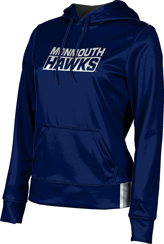 ProSphere Monmouth University Girls' Pullover Hoodie, School Spirit Sweatshirt (Solid)