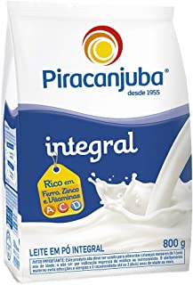 Leite Pó Integral Piracanjuba Pouch 800g