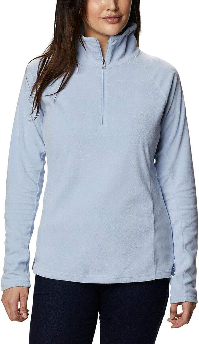 Columbia Women's Glacial Iv Half Zip Pullover Fleece