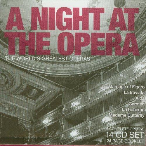 Night At The Opera (14 CD)