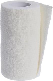 ueetek banda kinésica Kinesio de cinta adhesiva para de los animales de compañía o de los deportes (color blanco)