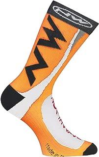 Northwave Extreme Tech Plus Sock, Orange Fluo. Extreme Tech Plus Sock, S, Orange Fluo.