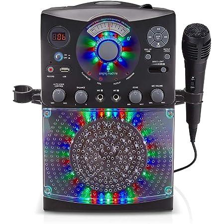 Singing Machine Karaoke Machine, (SML385UBK)