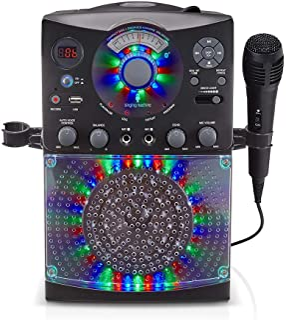 Best Singing Machine Karaoke Machine, (SML385UBK) Review