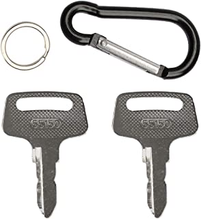 Ignition Key for Kubota Lawn Mower, Part Number 55150 - by KEYI