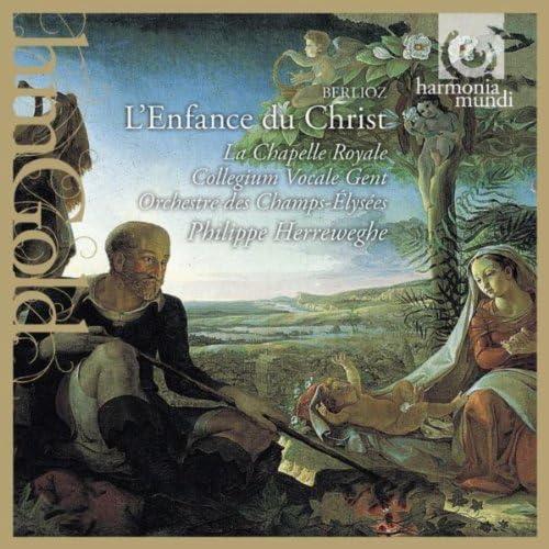 La Chapelle Royale, Collegium Vocale Gent, Orchestre des Champs-Elysées & Philippe Herreweghe
