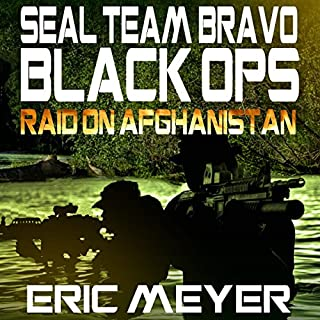 SEAL Team Bravo: Black Ops - Raid on Afghanistan cover art