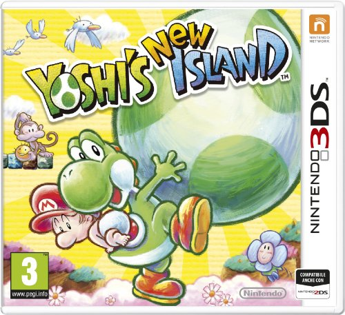 Yoshi's New Island [Importación italiana]